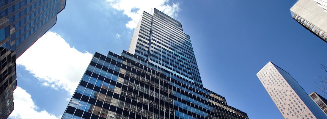 Centrum Regus na Third Avenue 600 vNew Yorku
