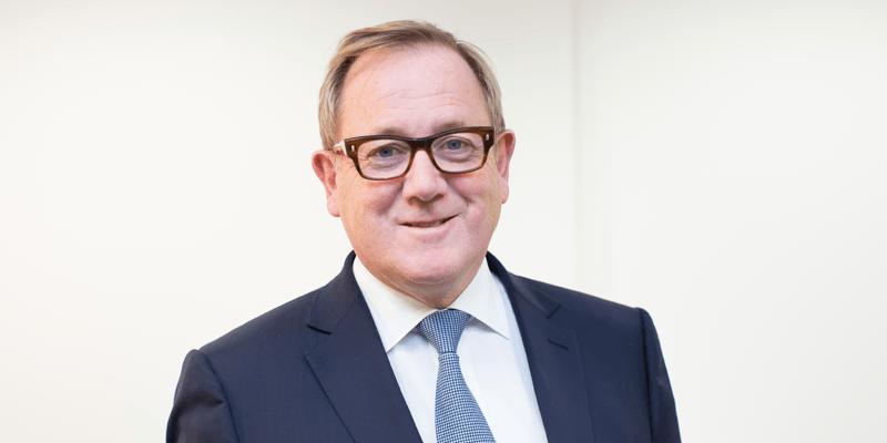 IWG CEO, Mark Dixon