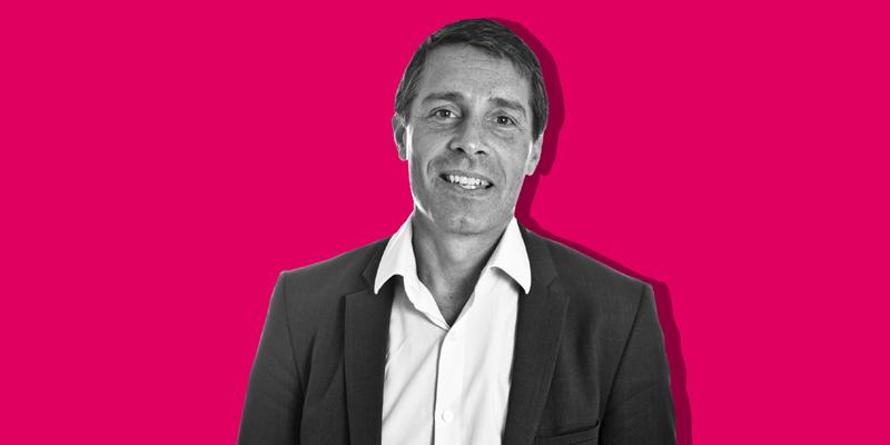Andy Cope, autodenominado 'Doctor de la felicidad' y autor de best sellers