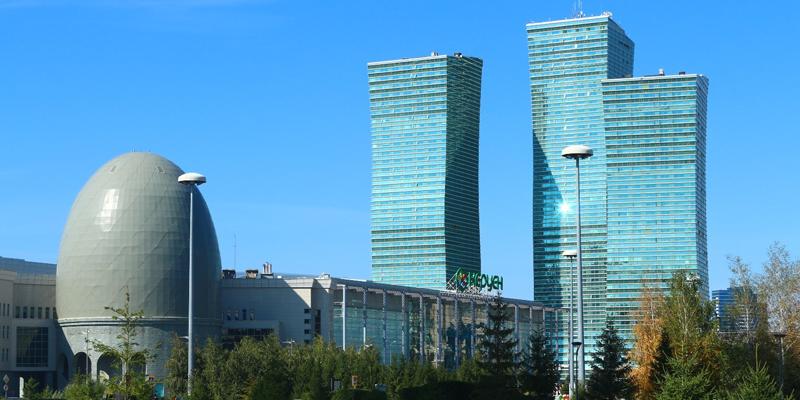 Regus Emerald Tower(アスタナ)