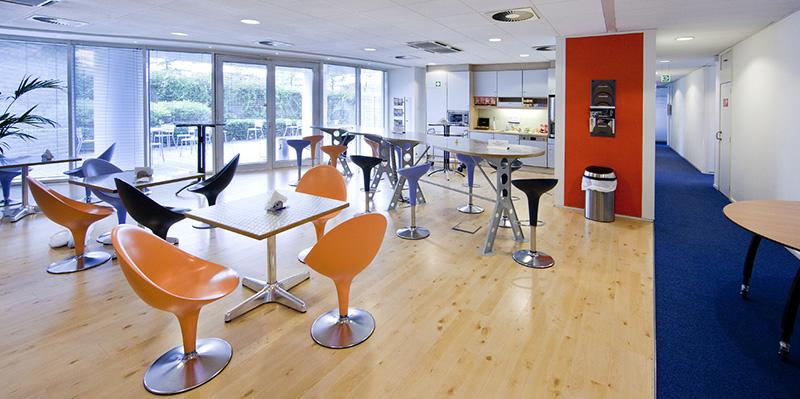 Regus office in Belgium