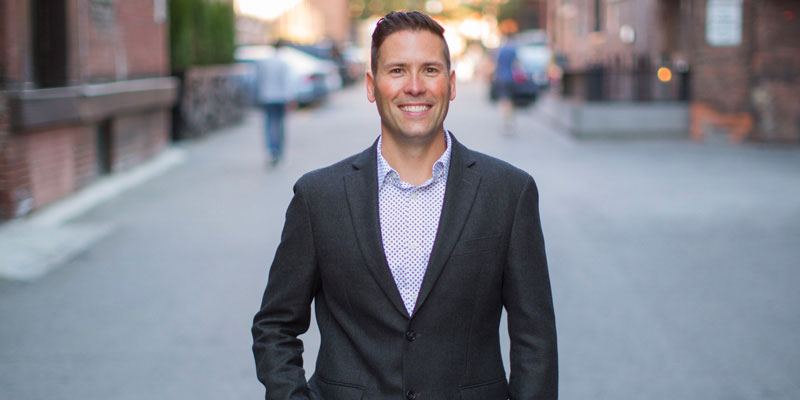 Wayne Berger, CEO of IWG Canada and Latin America
