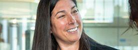 Lorraine Veber, Group Chief Customer Officer of Regus' parent company IWG